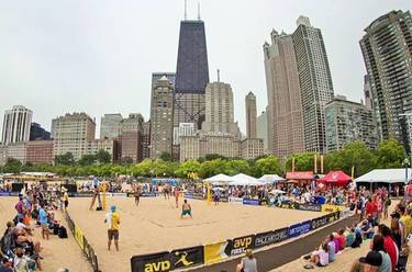 AVP Pro Beach Volleyball Tour