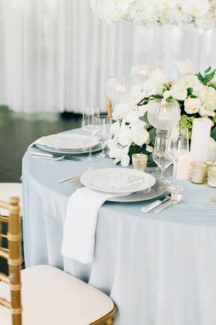 Modern Luxe Summer Wedding Inspiration