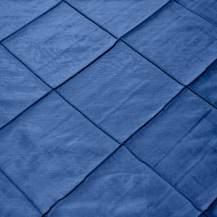 "Pintuck 2"" Royal Blue"