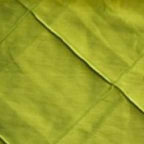 "Pintuck 2"" Lime Green"