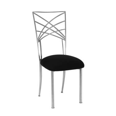 Chair Chameleon Fanfare Silver