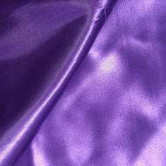 Poly Satin Purple