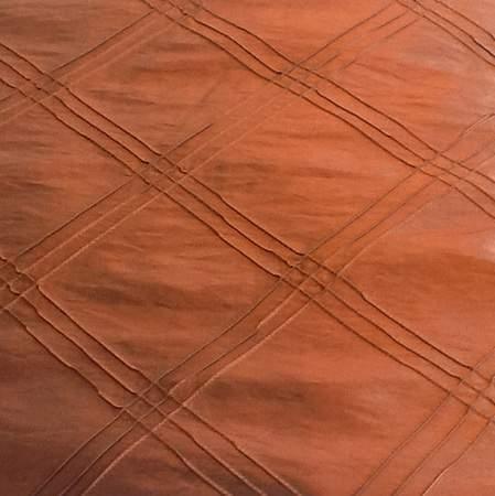 Pintuck Triple Copper