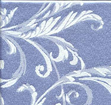Gabrielle Periwinkle Ivory