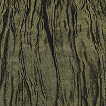 "Crinkle Taffeta Moss Green 90"" x 132"""