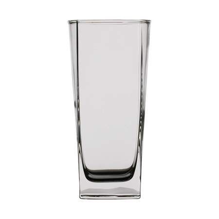 Sterling Square Beverage Glass