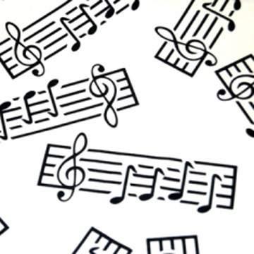 Scuba Music Note