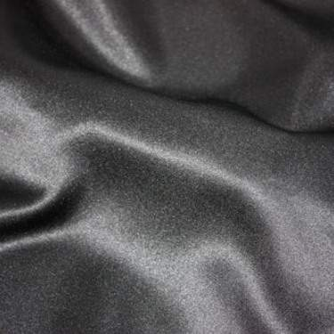 Black Lamour Chair Cover