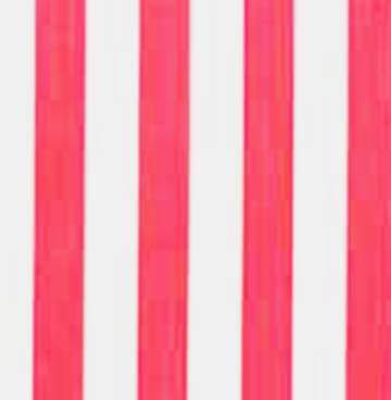 Awning Stripe Red & White