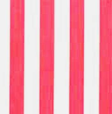 Awning Stripe Red & White
