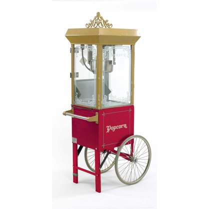 Popcorn Wagon Cart