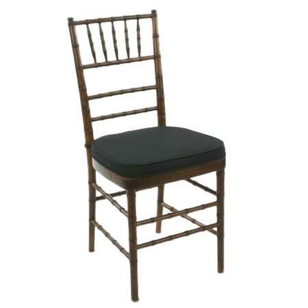Mahogany Wood Chiavari Chair