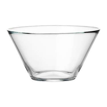 Round Cyclone Glass Bowl 7""