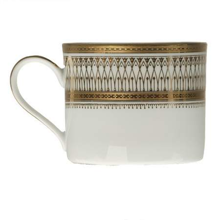 Gothic Gold Coffee Cup