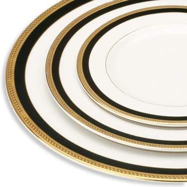 """Black Sahara Plate 10.75"""""""