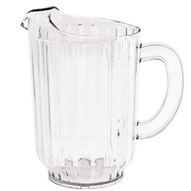Plastic Pitcher 48oz