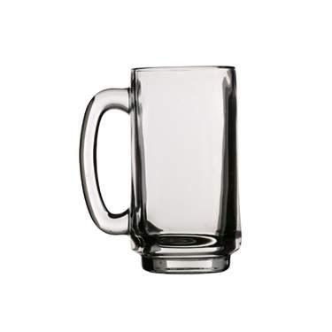 Handled Beer Mug 12.5oz