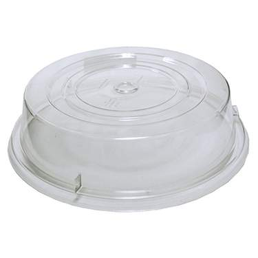Clear Masquerade Plate Cover