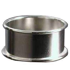 Silver Napkin Ring Plated