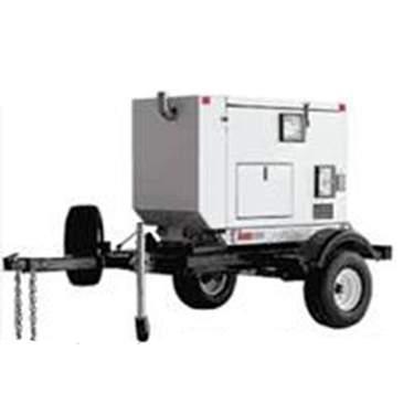 40kw Generator w/ Trailer