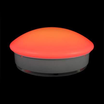 LED Table Red Skirt Light