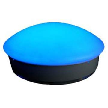 LED Table Blue Skirt Light