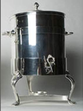 Silver Coffee Urn 90 Cup