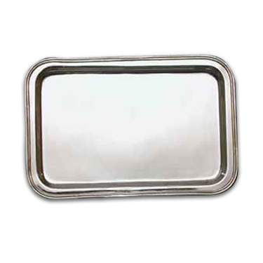Gallery Silver Tray 11""