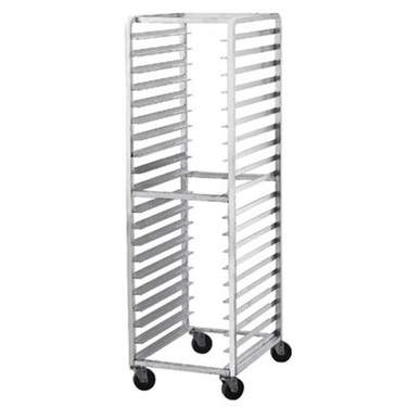 "Front Loading Rolling Rack 20 - 18"" x 26"" Pans"