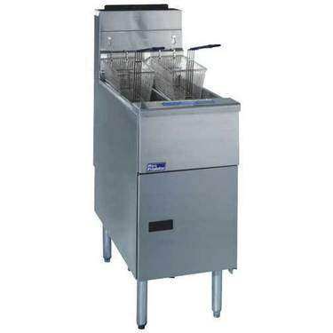 Propane 2-Tier Fryer 50 lb.