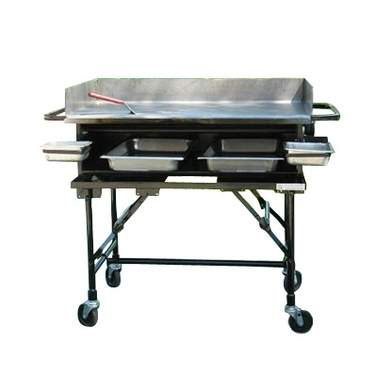 Portable Propane Griddle