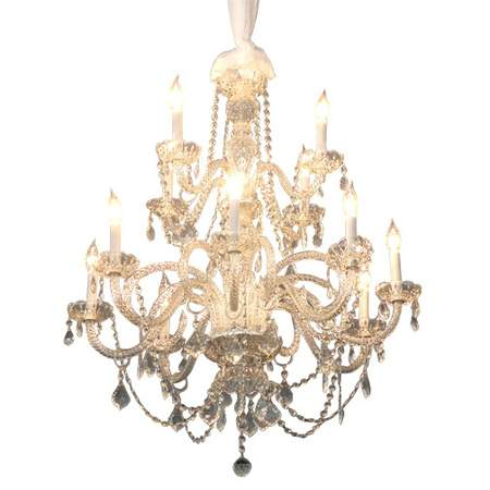 Crystal 12 Light Chandelier