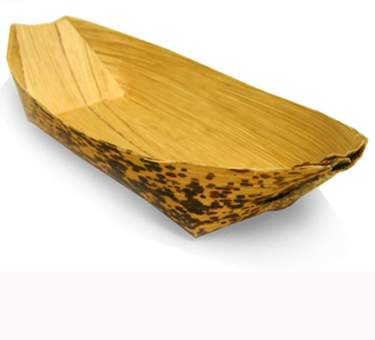 Bamboo Boat Reusable