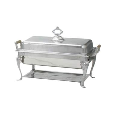 Rectangular Royal Crest Chafer 9qt