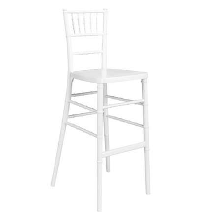 Chiavari Barstool - White