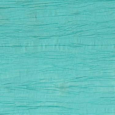 "Crinkle Taffeta Turquoise 20"" X 20"" Napkin"