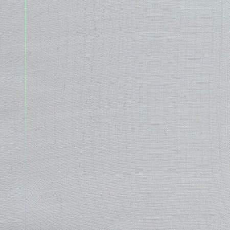 """Organza Silver 90"""" Square"""
