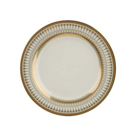 Gothic Gold Bread/Butter Plate 6""