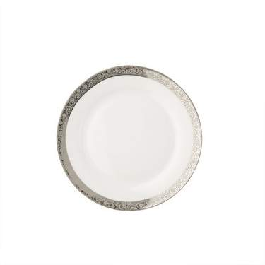 Silver Paradise Plate 7""