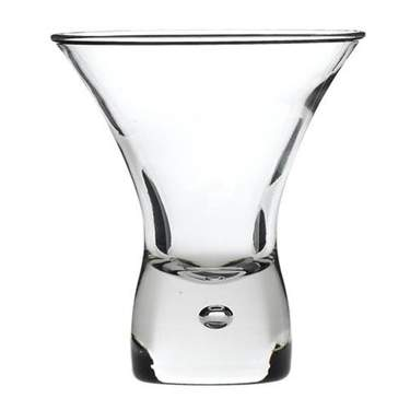 Cancun Stemless Martini Glass
