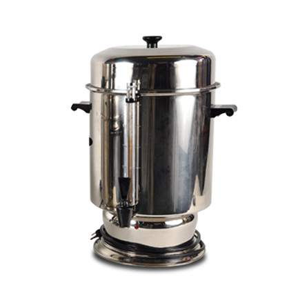 Stainless Steel Coffee Maker 100 Cup