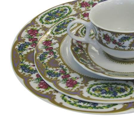 Sevres Antique Lavender Pattern