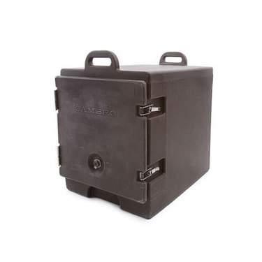 Black Plastic Portable Cambro