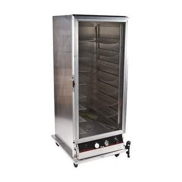 Electric Warming Cabinet 16 Food Pans