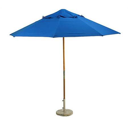 Royal Blue Umbrella 9'