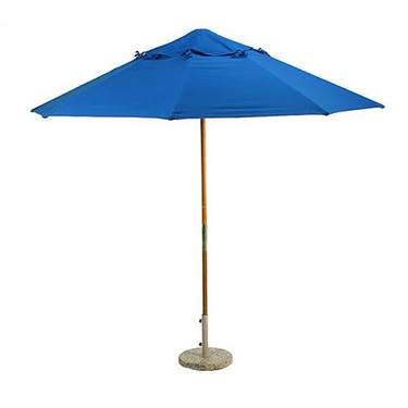 Royal Blue Umbrella 9'