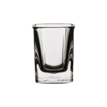 Square Shot Prism Glass
