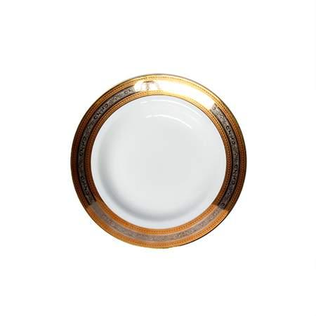 Elegance Gold & Silver Bowl