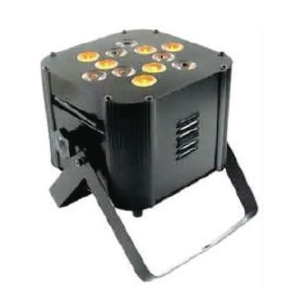 LED Black Wireless Cube