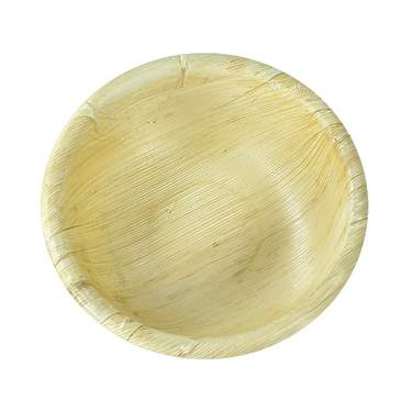 Bamboo Round Bowl 7oz (8 pack)